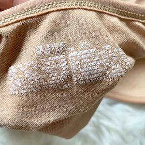 Gilligan & O'Malley Intimates & Sleepwear - Gilligan O'Malley Nude Strapless Bra | Size XS